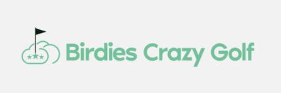 Birdies Crazy Golf Logo