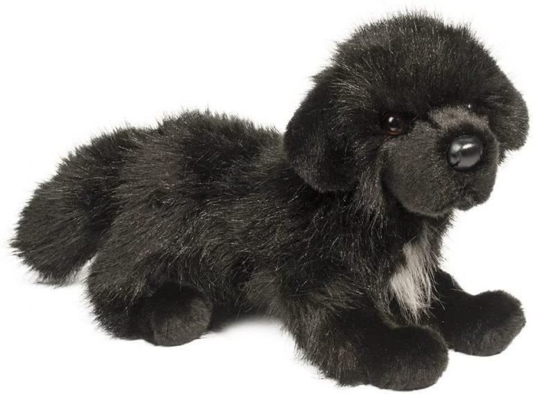 Douglas Bundy Newfoundland Dog Plush Stuffed Animal