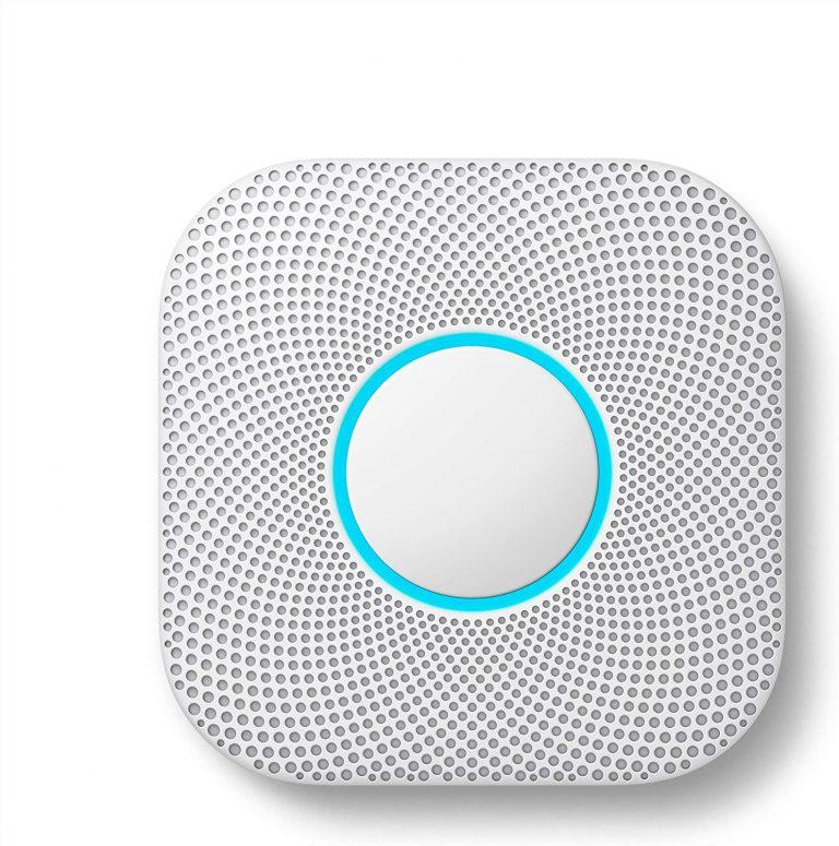 Google S3000BWES Nest Protect Alarm Smoke Carbon Monoxide Detector