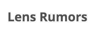 Lens Rumors Logo