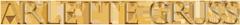 Logo Arlette Gruss