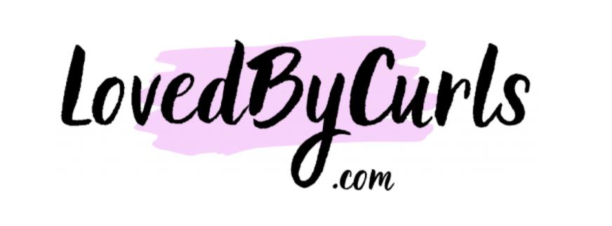 Loved By Curls logo