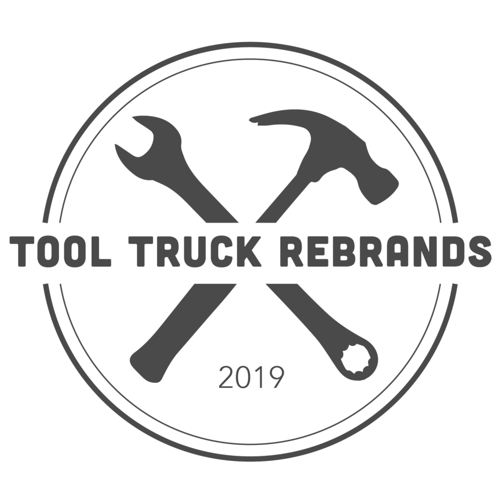 Tool Truck Rebrands Logo
