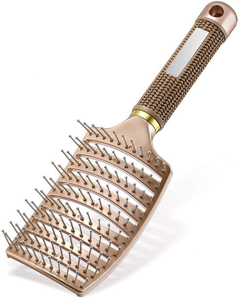 Vented Detangling Hair Brush