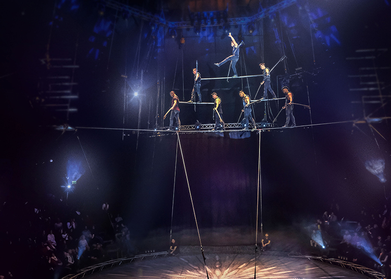 cirque Knie spectacle