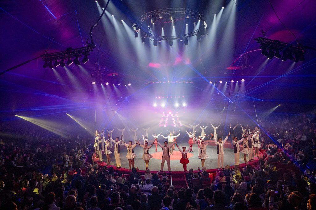 cirque arlette gruss final