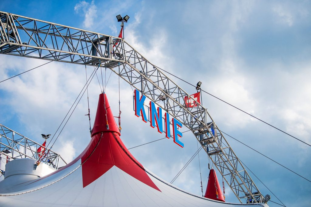 cirque knie chapiteau