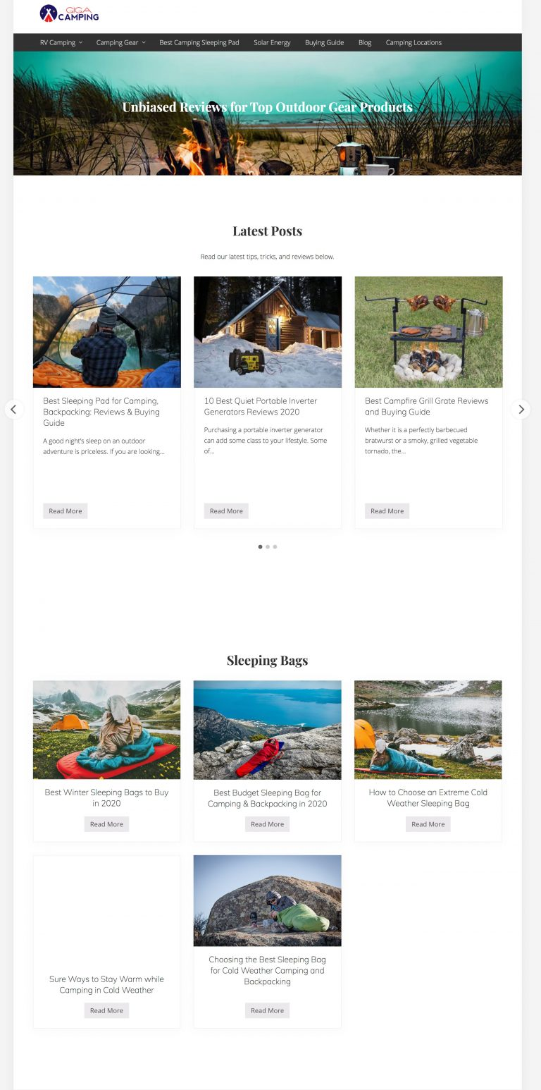 gigacamping.com