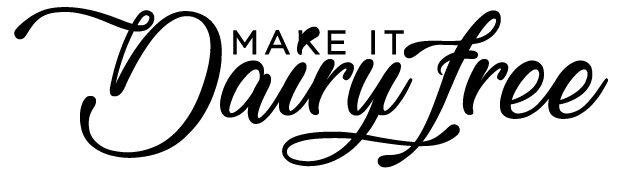 make it dairy free logo