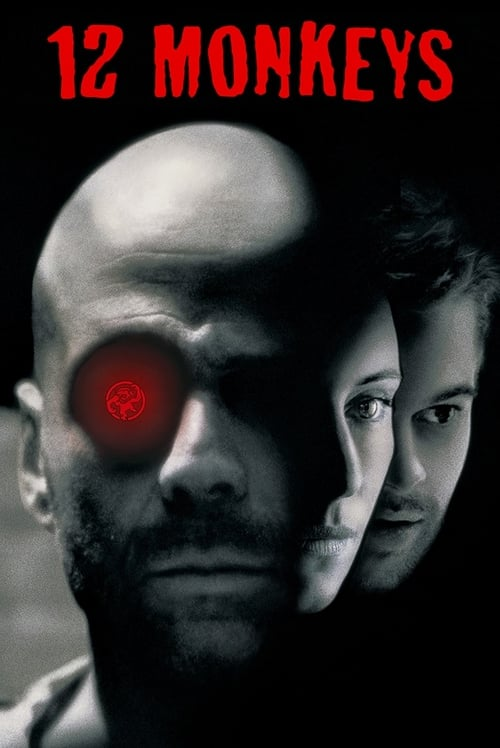 12 Monkeys movie poster 1995