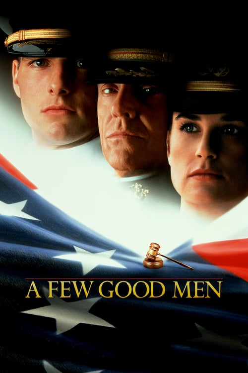 A Few Good Men movie poster 1992