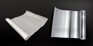 Aluminium paper pic
