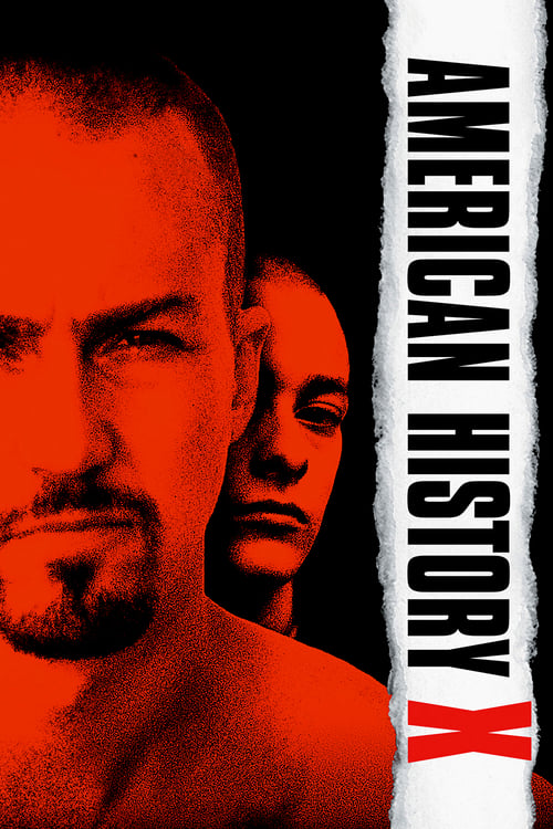 American History X movie poster 1998