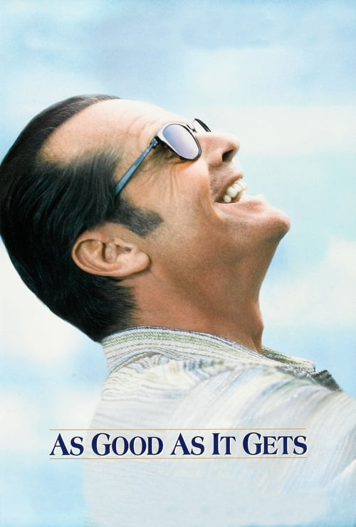 As Good as It Gets movie poster 1997