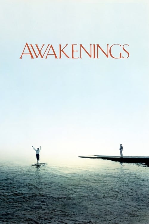 Awakenings movie poster 1990