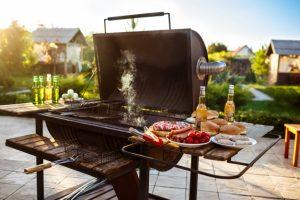 Barbecue grill pic