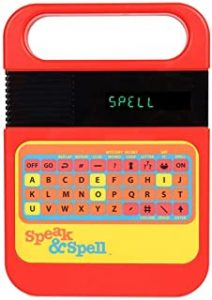 Basic Fun Speak Spell Electronic Game