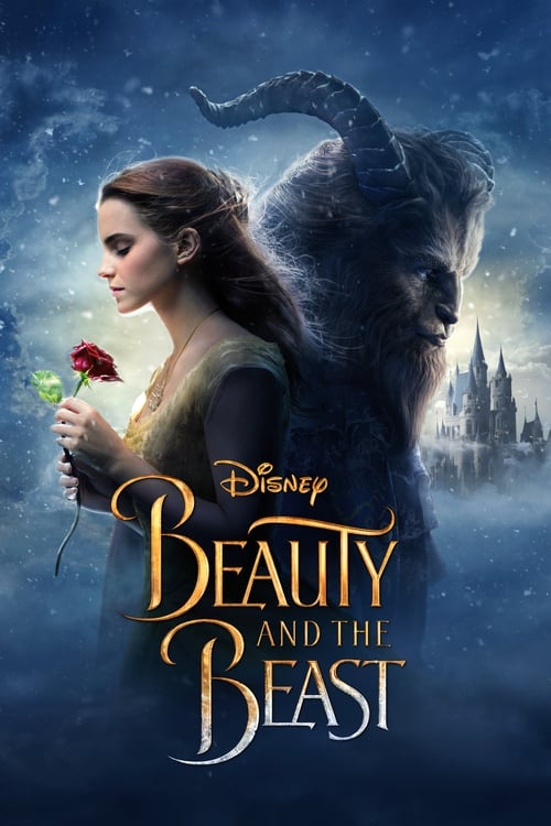 Beauty and the Beast movie poster 1991