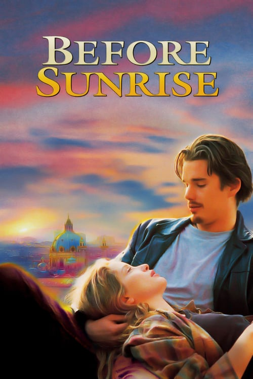 Before Sunrise movie poster 1995