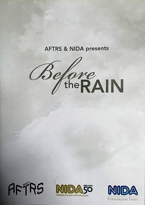 Before the Rain movie poster 1994