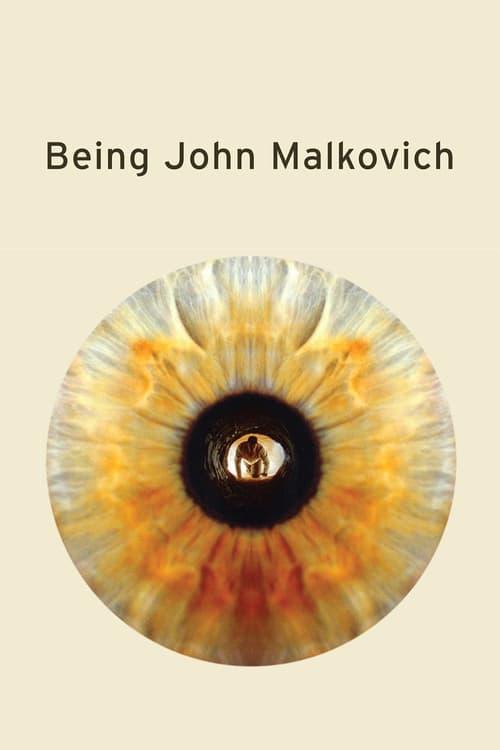 Being John Malkovich movie poster 1999