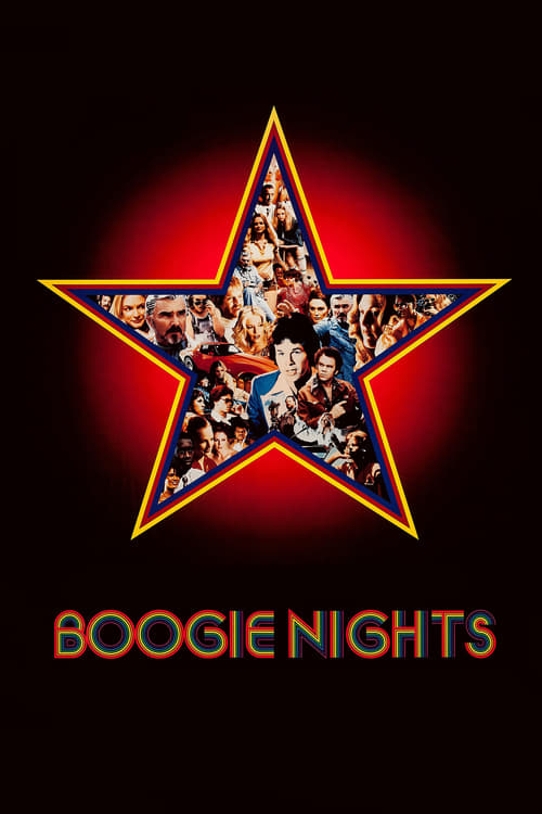 Boogie Nights movie poster 1997