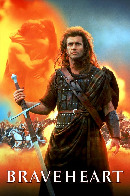 Braveheart movie poster 1995