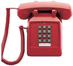 Cetis Scitec 2510E Red Single Line Emergency Desk Phone
