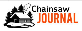 Chainsaw journal logo