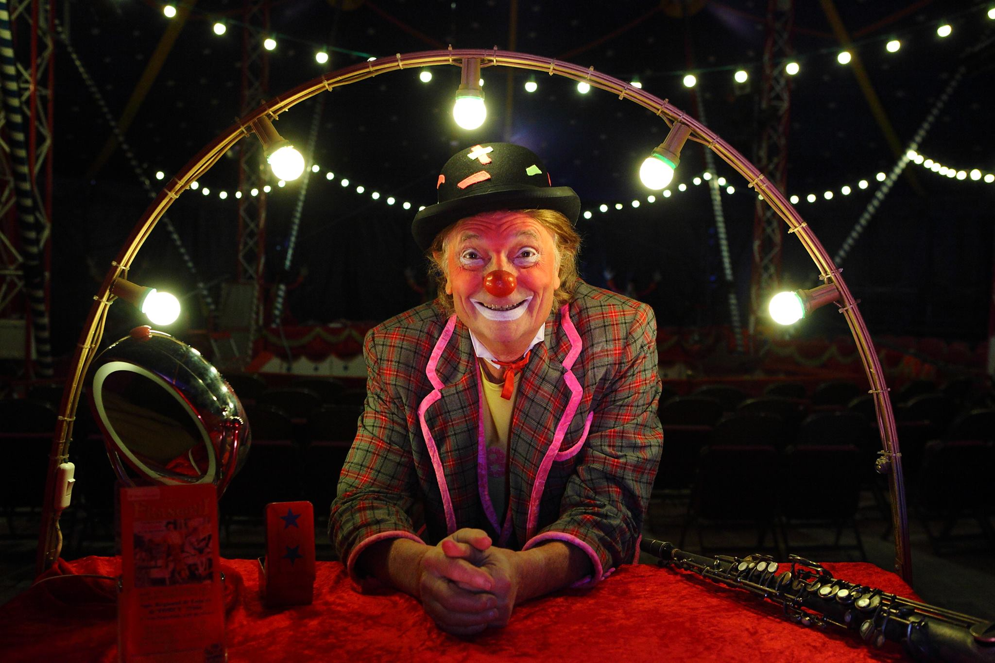 Cirque Alexandra Franconi clown