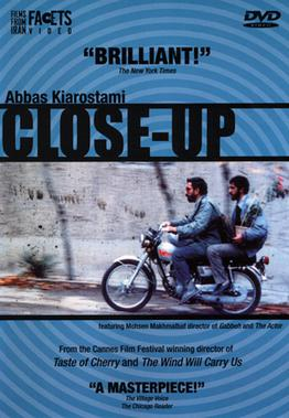 Close-Up movie poster 1990