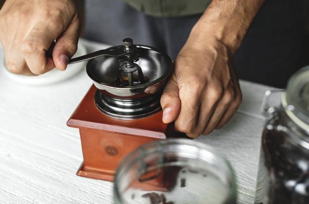 Coffee grinder pic