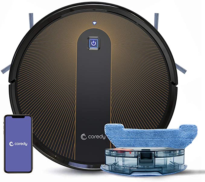 Coredy R750 Robot Vacuum Cleaner