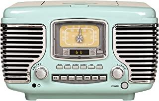 Crosley CR612B AB Corsair Tabletop AMFM Bluetooth Radio
