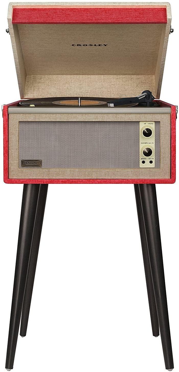 Crosley CR6233D RE Dansette Bermuda Portable Turntable