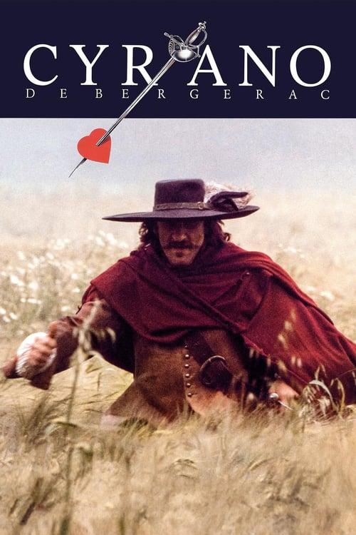 Cyrano de Bergerac movie poster 1990