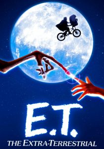 ET The Extraterrestrial Poster