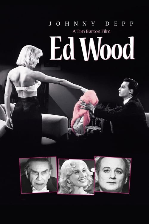 Ed Wood movie poster 1994