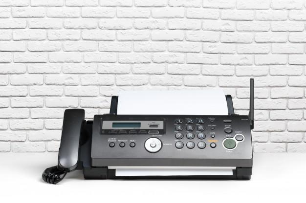 Fax machine pic