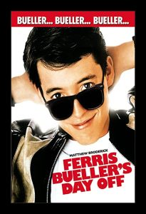 Ferris Buellers Day Off Poster