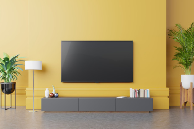 Flatscreen tv pic