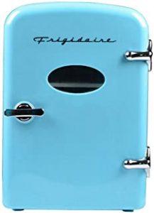 Frigidaire Retro Mini Compact Beverage Refrigerator