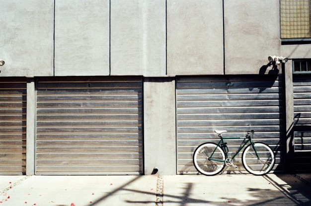 Garage door pic