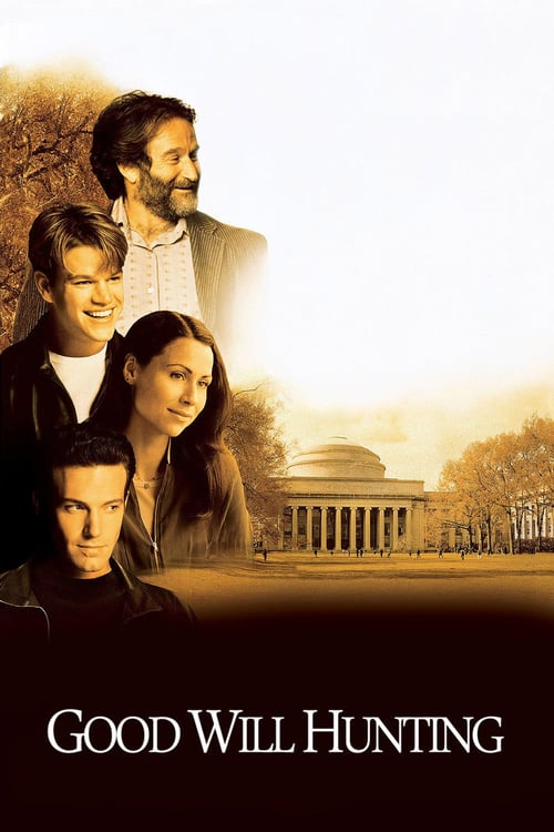 Good Will Hunting movie poster 1997