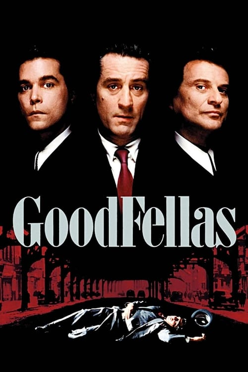 Goodfellas movie poster 1990