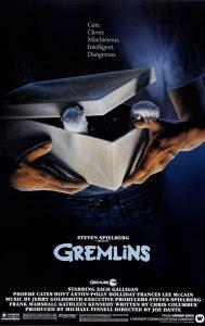 Gremlins Movie Poster 1984