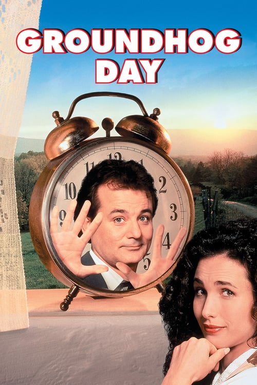 Groundhog Day movie poster 1993