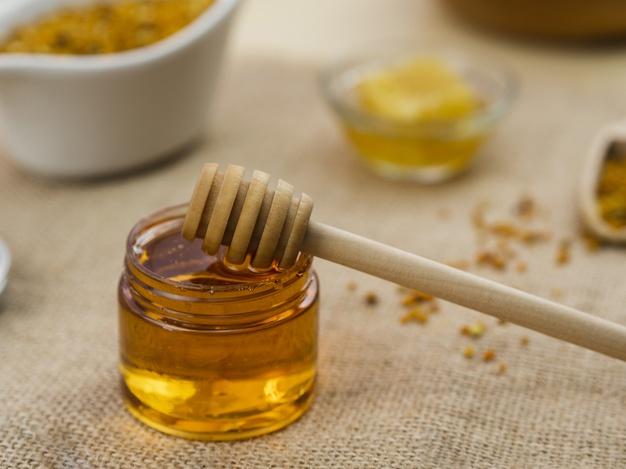 Honey dipper pic