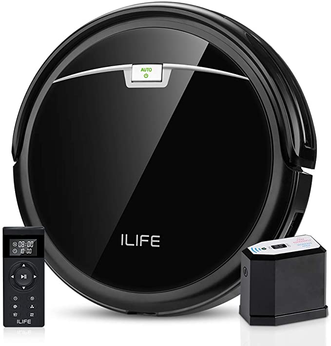 ILIFE A4s Pro Robot Vacuum