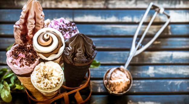 Ice cream maker pic